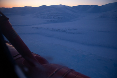 Reindeer herder lost in the tundra saved in Chukotka