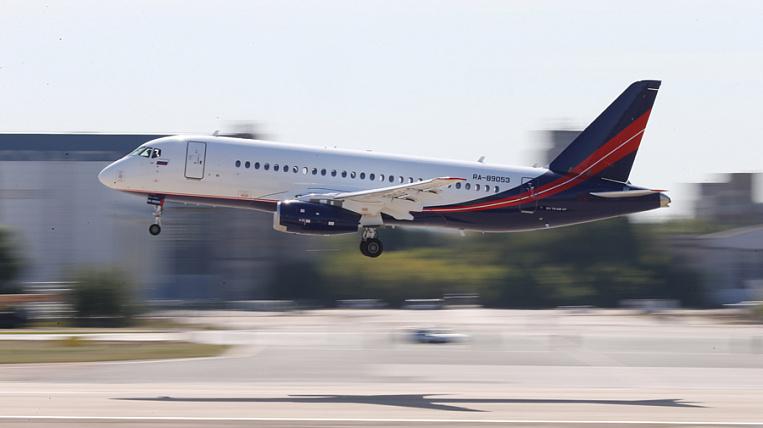 Rosaviatsiya called the mistakes of the crew of the crashed SSJ 100
