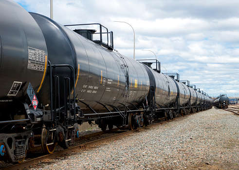 Oil exports decreased in Russia by 10%