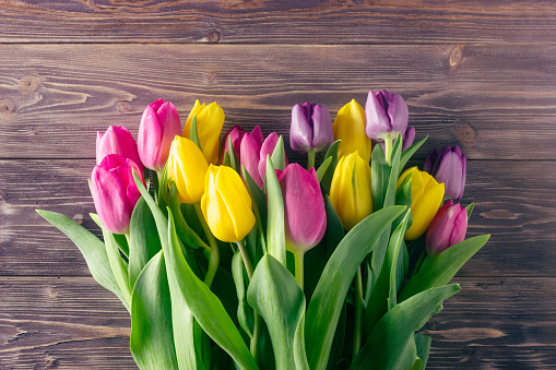 In Russia, flower prices have doubled over the year