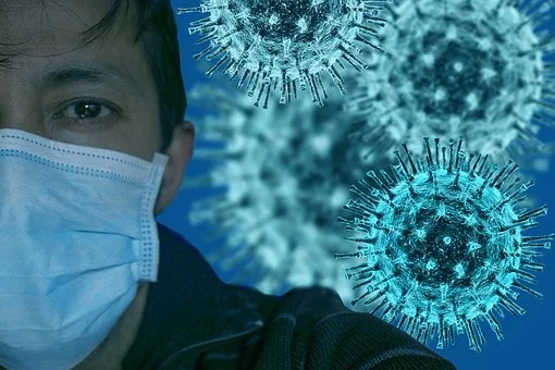 "Scientists talked about ""coronavirus fingers"""