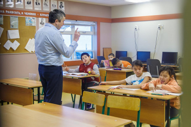 The question of early termination of the school year will be considered in Chukotka