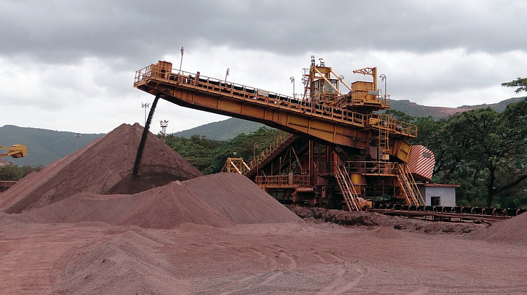 Implementation of the mine construction project