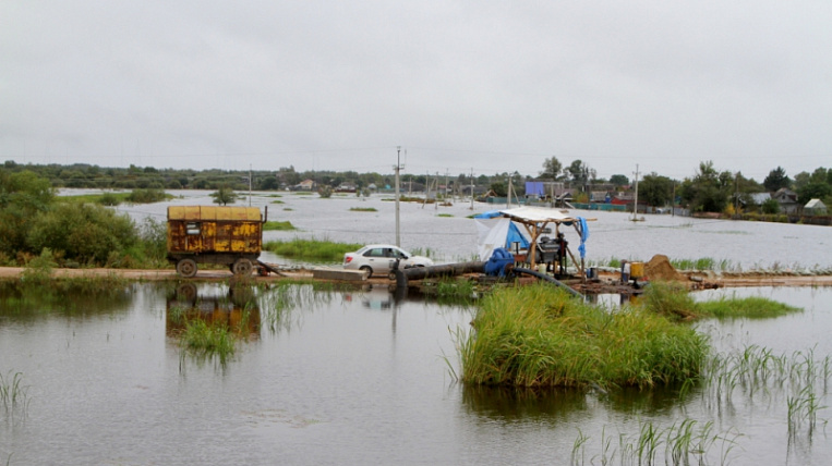 Flood damage to farmers in the EAO exceeded two billion rubles