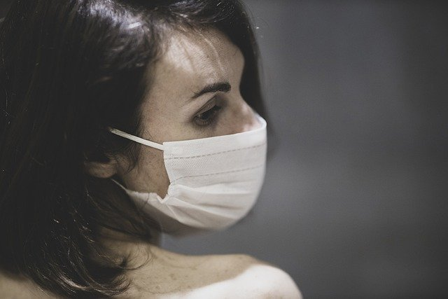 Doctors called the external signs of coronavirus