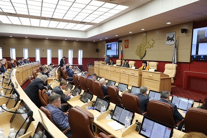 Self-nominees will be able to participate in the election of the governor in the Angara region