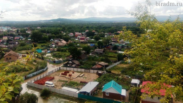 Flood victims in Birobidzhan will receive 27 million rubles
