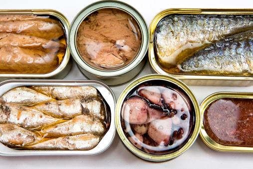 Canned fish can rise in price by 5-15%