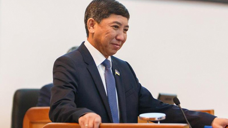 After a fatal road accident, Zhambalov was expelled from the parliament of Buryatia