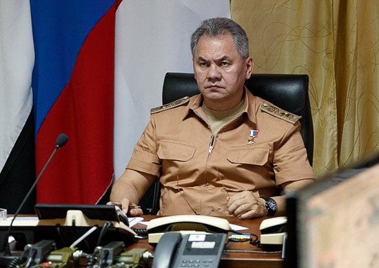 The head of the Ministry of Defense arrived in the Khabarovsk Territory