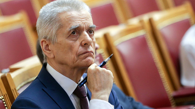 Onishchenko is waiting for a new wave of coronavirus in the fall