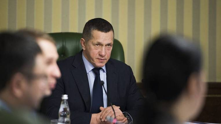 Trutnev headed the legal commission for the elimination of emergency situations in the Far Eastern Federal District