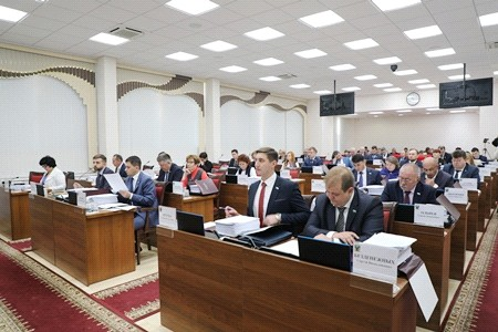 Two standing committees abolished in Khabarovsk Regional Duma