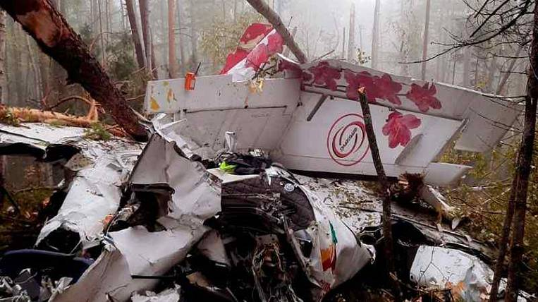 Families of those killed in the L-410 crash in the Angara region were paid 4 million rubles