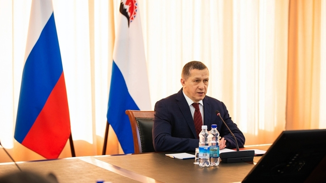 Trutnev appointed head of the Commission for the Development of the Far East
