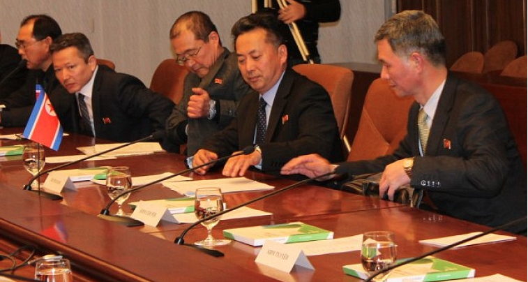 Russian business enters the DPRK through the Far East