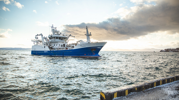 Yantar wants to get more money from Kamchatka for trawlers