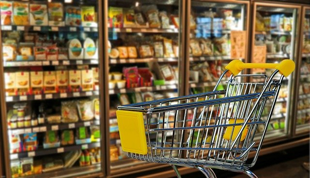 Introduce digital grocery cards offer in Russia