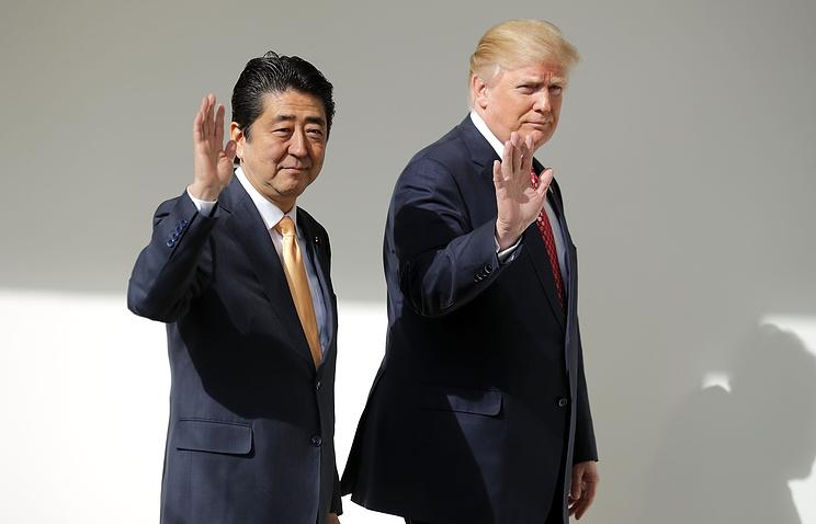 Japan's anti-Japanese strategy