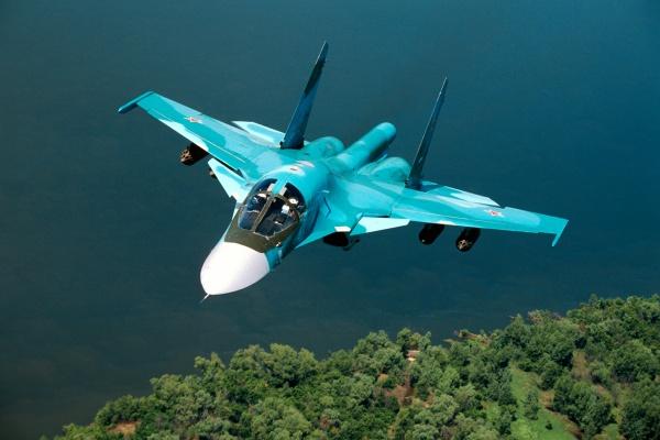 Su-34 may begin to collect in Komsomolsk