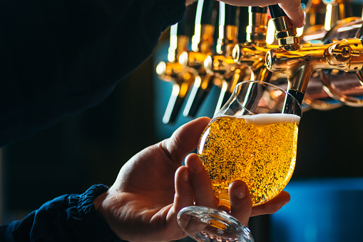 The sale of alcohol in small bars was banned in the Amur region