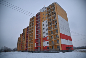 Residents of a collapsed house will receive apartments in the Khabarovsk Territory