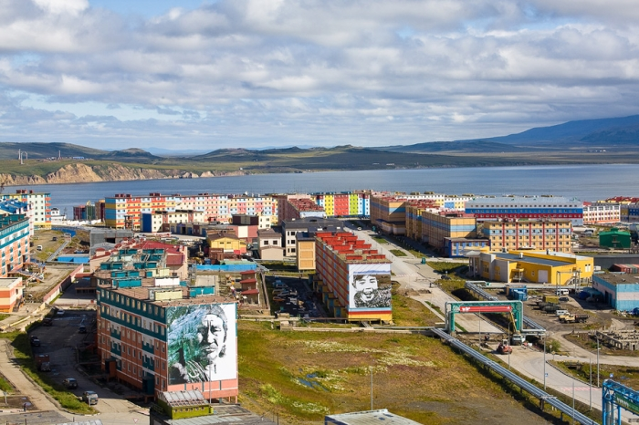 Australians in Chukotka