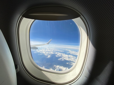 Men fought for a seat at the window on the Vladivostok-Moscow flight