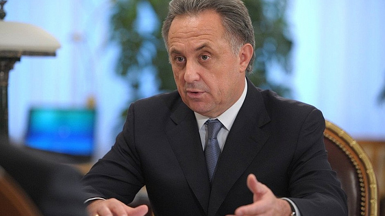 Mutko: the deadlines for the restoration of 33 objects in the Angara region were disrupted