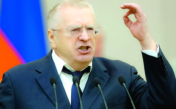 Zhirinovsky offered to make cars for singles