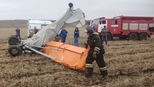Two killed in a homemade plane crash in Priangarye