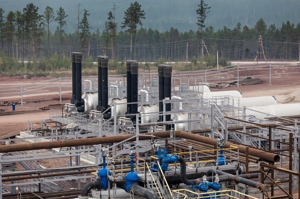 Irkutsk region undertakes gas processing