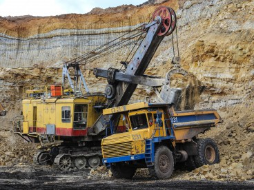 """More than 6,2 million tons of coal produced """"Russian Coal"""" for 1 half-year 2016 year"""