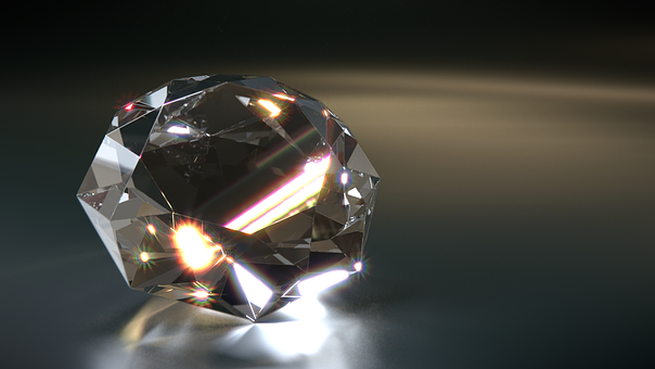 The largest colored diamond was mined in Yakutia