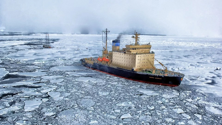 Selection of investment projects for support in the Arctic launched in Russia