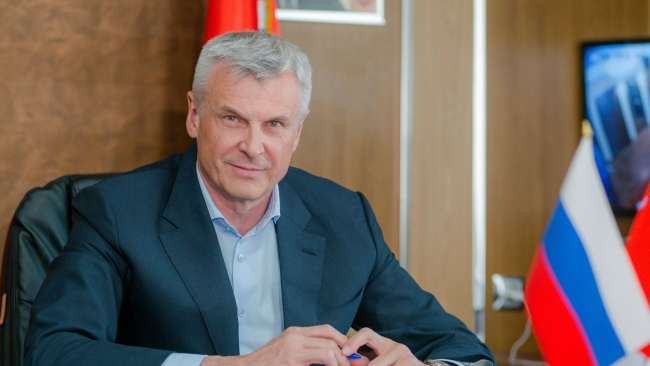 Sergei Nosov: the message announced by the president is important for the Magadan