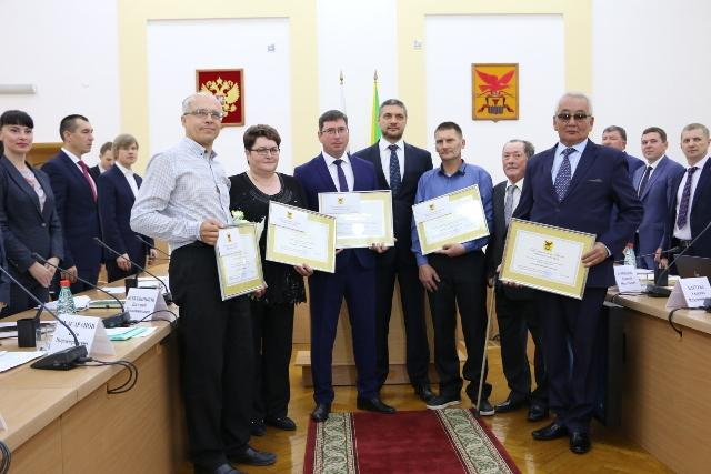 Regional State Prizes were awarded to 7 Transbaikal residents
