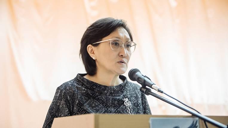 Former mayor of Yakutsk Sardana Avksentieva went to the State Duma