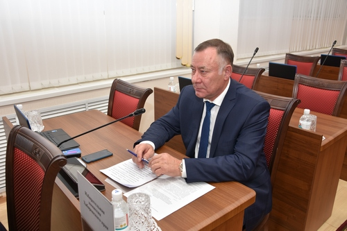 CEC asked the investigator to check the election commission of the Khabarovsk Territory