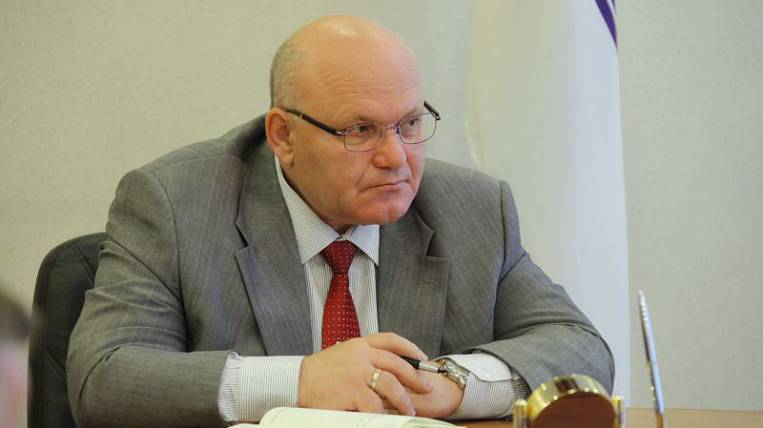 The court sentenced the ex-head of the Jewish Autonomous Region Vinnikov
