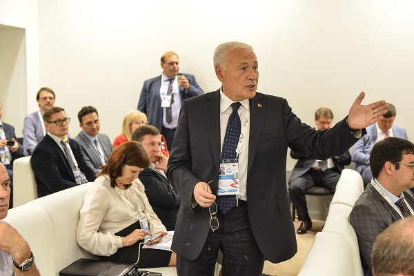 """Vladimir Pechenyi: """"The process will continue"""""""