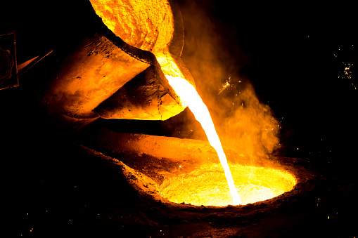 Gold production decreased in Russia