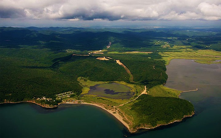 Giant projects of Muravyinaya Bay
