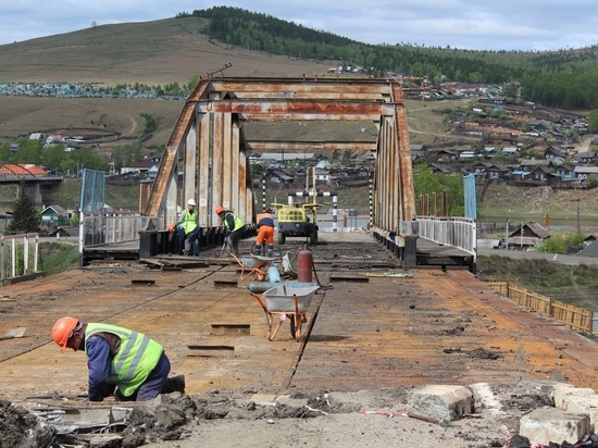 In the Trans-Baikal Territory, the construction of a bridge for 1 billion rubles is in jeopardy
