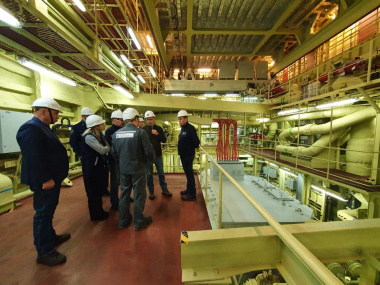 A floating nuclear power plant in Pevek will be launched in the next six months