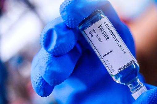 Health workers vaccinated against coronavirus in the Khabarovsk Territory