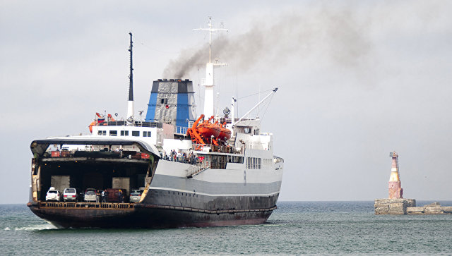 New ferries for Sakhalin stalled