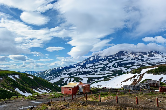 Movement of citizens restricted in Kamchatka