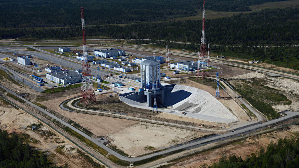 In Primorye, condemned the ex-builder of the Vostochny cosmodrome