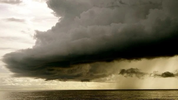 Heavy rains and gusty wind will fly to Primorye